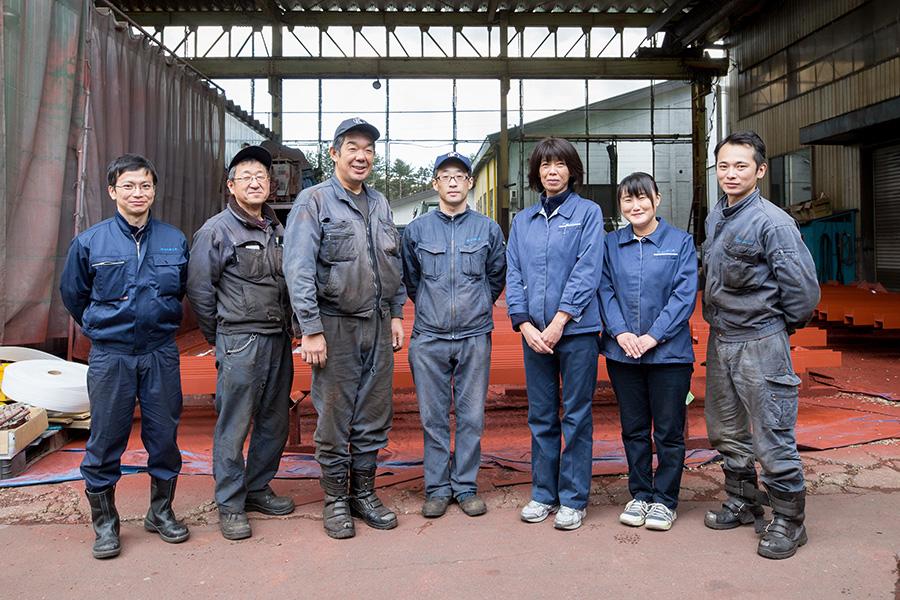 株式会社 共立鉄工所の求人情報