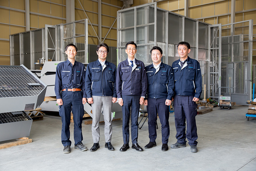 株式会社横森製作所の求人情報