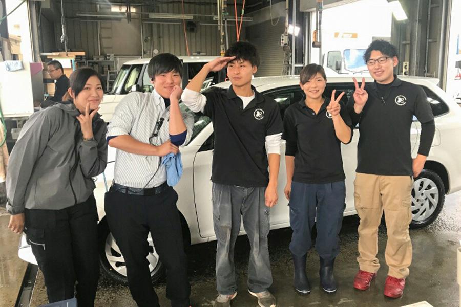 中部カーサービス株式会社 北海道支店の求人情報